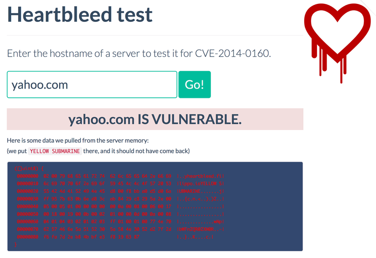 yahoo heartbleed