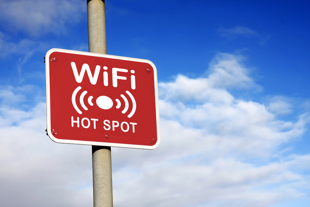 NYC free wifi